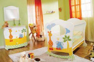 комната для малыша фото 31