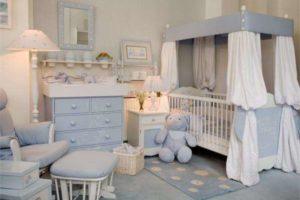 комната для малыша фото 32