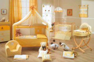 комната для малыша фото 33