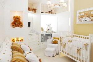 комната для малыша фото 38