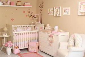 комната для малыша фото 39
