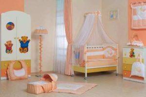 комната для малыша фото 4