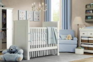 комната для малыша фото 49