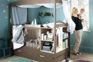 комната для малыша фото 7