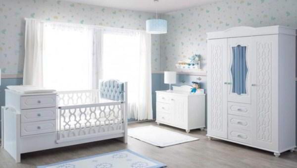 комната для новорожденного фото 10