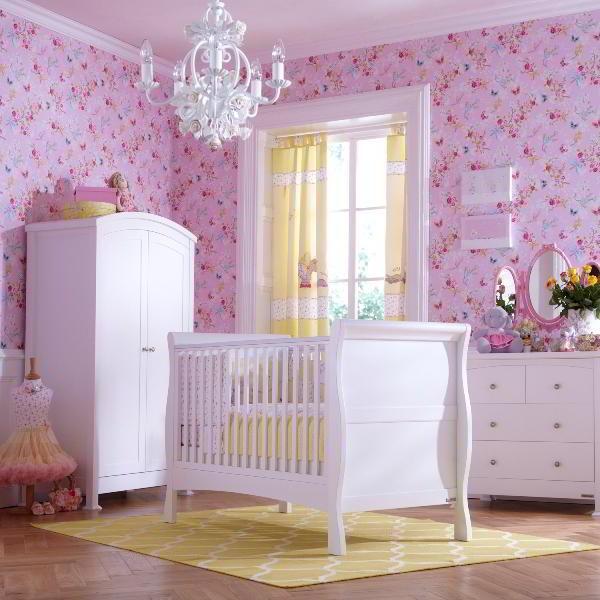 комната для новорожденного фото 3