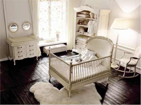 комната для новорожденного фото 9