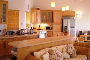 кухня и гостиная вместе фото 38
