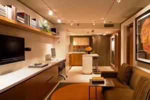 кухня и гостиная вместе фото 44