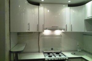 кухня в хрущевке дизайн фото 11