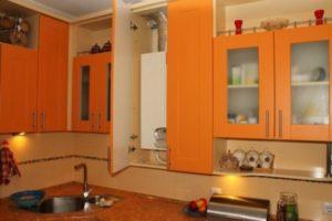 кухня в хрущевке дизайн фото 13