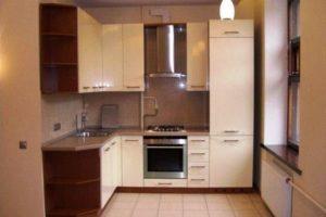 кухня в хрущевке дизайн фото 27