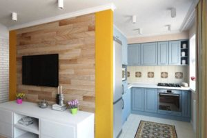 кухня в хрущевке дизайн фото 29