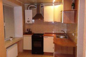 кухня в хрущевке дизайн фото 31