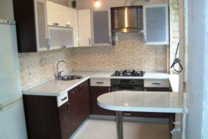 кухня в хрущевке дизайн фото 32