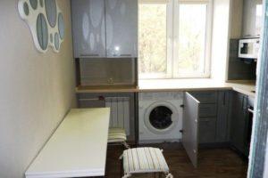 кухня в хрущевке дизайн фото 34