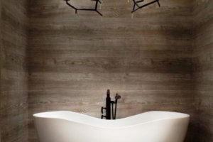 люстра в ванной фото 17
