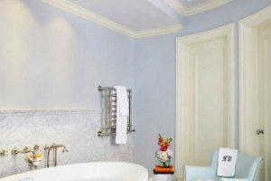люстра в ванной фото 45