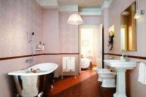 люстра в ванной фото 47