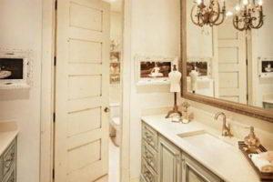 люстра в ванной фото 58