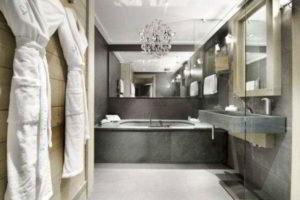 люстра в ванной фото 62