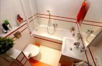 дизайн маленькой ванной комнаты в квартире фото