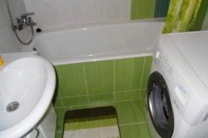 ванная комната 3 кв.м фото 24