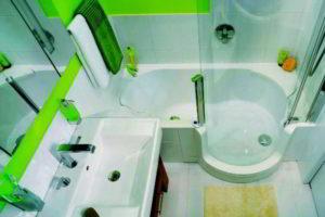 ванная комната 3 кв.м фото 25