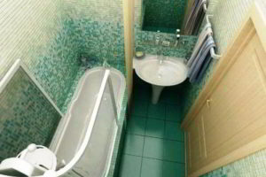 ванная комната 3 кв.м фото 7