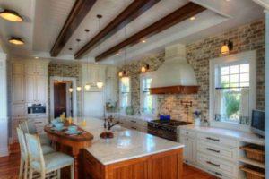 оформление стен кухни фото 12