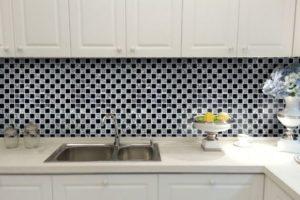 оформление стен кухни фото 31