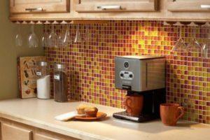 оформление стен кухни фото 34