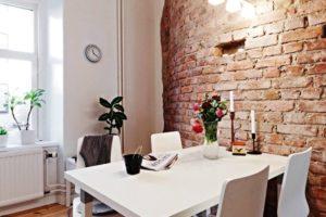 оформление стен кухни фото 40