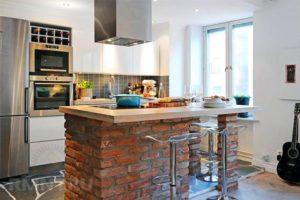 остров на кухне фото 34