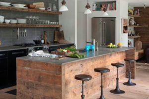 остров на кухне фото 40