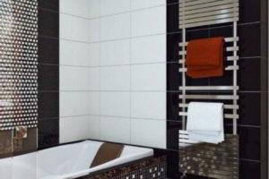 плитка мозаика для ванной комнаты дизайн фото 19