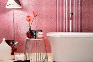 плитка мозаика для ванной комнаты дизайн фото 21
