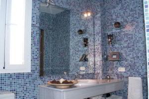 плитка мозаика для ванной комнаты дизайн фото 26