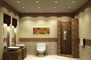 плитка мозаика для ванной комнаты дизайн фото 28