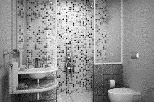 плитка мозаика для ванной комнаты дизайн фото 29