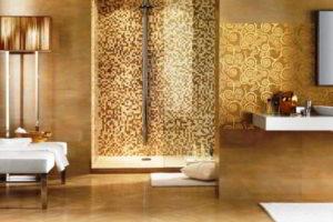 плитка мозаика для ванной комнаты дизайн фото 38