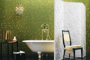 плитка мозаика для ванной комнаты дизайн фото 49