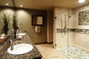 плитка мозаика для ванной комнаты дизайн фото 50