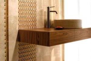 плитка мозаика для ванной комнаты дизайн фото 51
