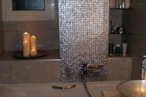 плитка мозаика для ванной комнаты дизайн фото 7