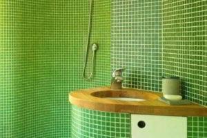 плитка мозаика для ванной комнаты дизайн фото 9