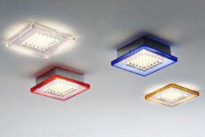потолочные светильники для ванной комнаты фото 21
