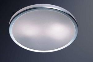 потолочные светильники для ванной комнаты фото 30