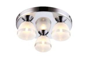 потолочные светильники для ванной комнаты фото 38