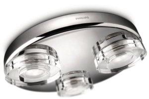 потолочные светильники для ванной комнаты фото 60